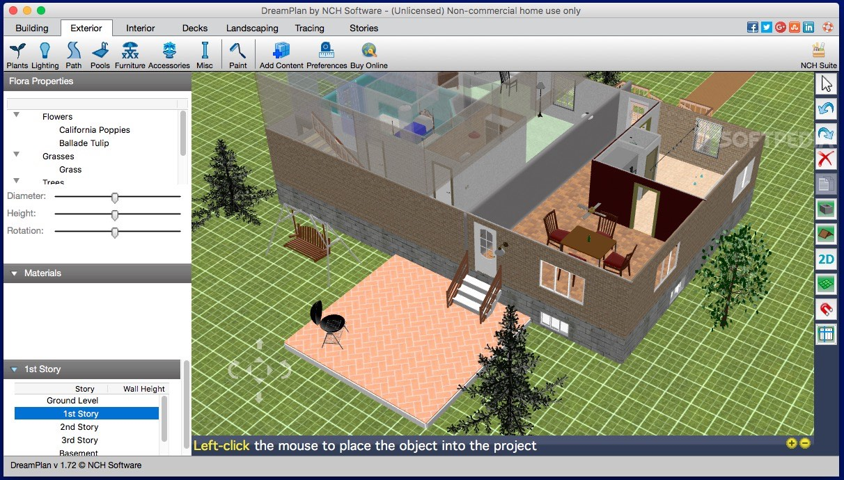 Download Dreamplan Home Design And Landscape Software Mac