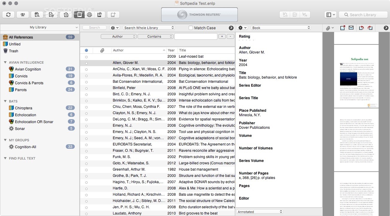 Endnote X9 Download For Mac