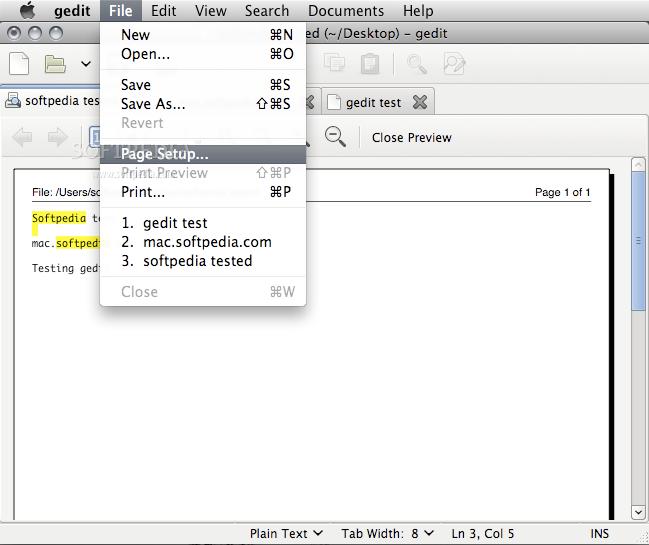 Download Gedit Mac 2302 31391 Beta