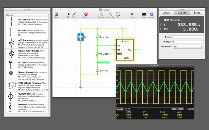 icircuit mac 1 9 1 downloadElectronic Circuit Simulation Software Os X #21