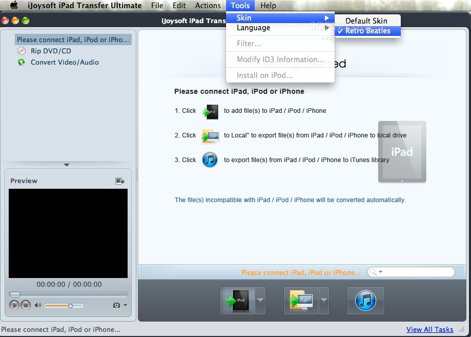 iJoysoft iPad Transfer Ultimate screenshot 7