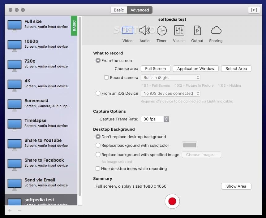 iShowU Instant Mac 1 2 12 - Download