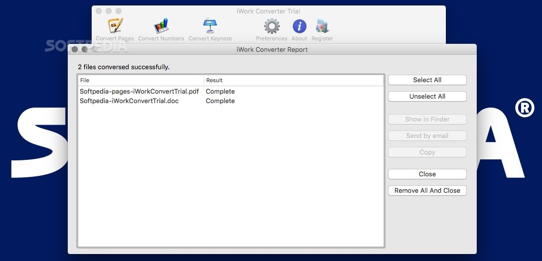 iWork Converter Mac 2 0 1408 - Download