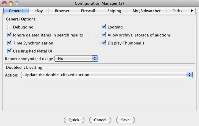 jbidwatcher mac