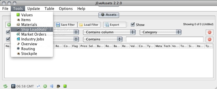 jEveAssets screenshot 4
