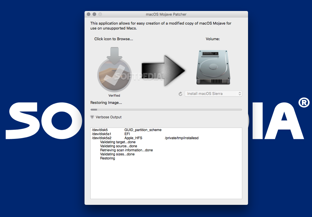 macOS Mojave Patcher 1 3 3 - Download