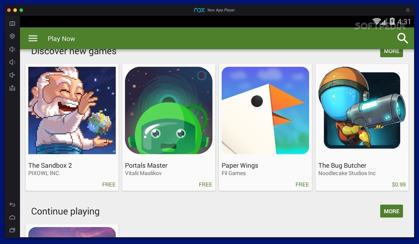 Nox App Player Mac 1 2 6 0 - Download