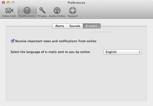 ooVoo Mac 7 0 4 - Download