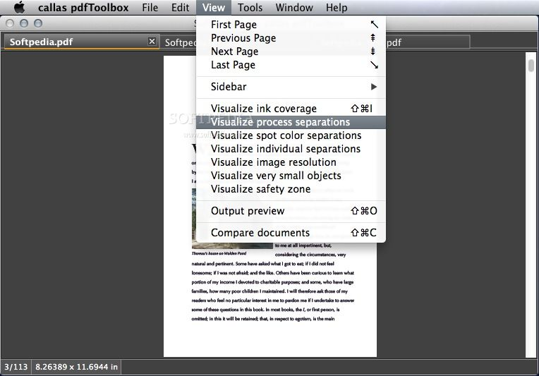 get image from pdf mac