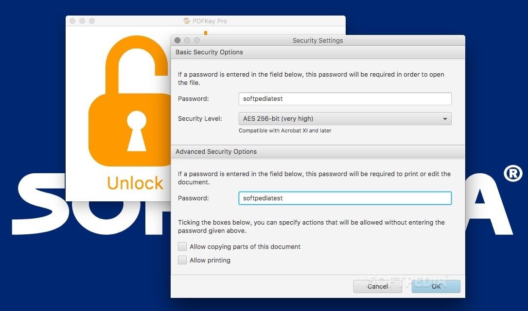I. Top 5 PDF Unlocker Tools for Mac Users