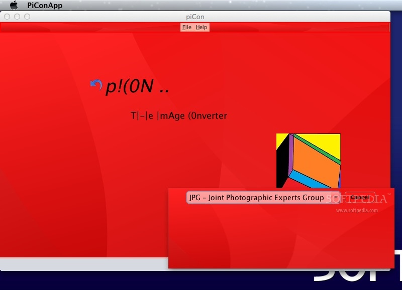 piCon screenshot 1