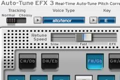 Auto-Tune EFX Mac 3 0 0 - Download