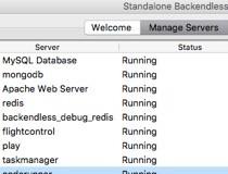 Bitnami Standalone Backendless Mac 3 0 0-9 - Download