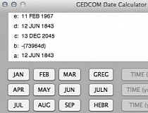 Date Calculator Mac 2 1 - Download