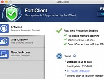 FortiClient Mac 6 0 6 132 - Download