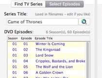 Name My TV Series Mac 1 8 0 - Download