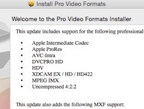 Pro Video Formats Mac 2 1 - Download