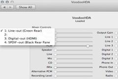 VoodooHDA Mac 2 9 2 - Download