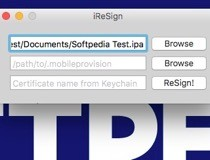 iReSign Mac 1 1 - Download
