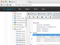 pgAdmin 4 Mac 4 12 - Download