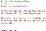 pySerial Mac 2 7 - Download