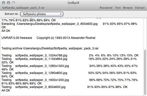 unRarX Mac 2 2 - Download