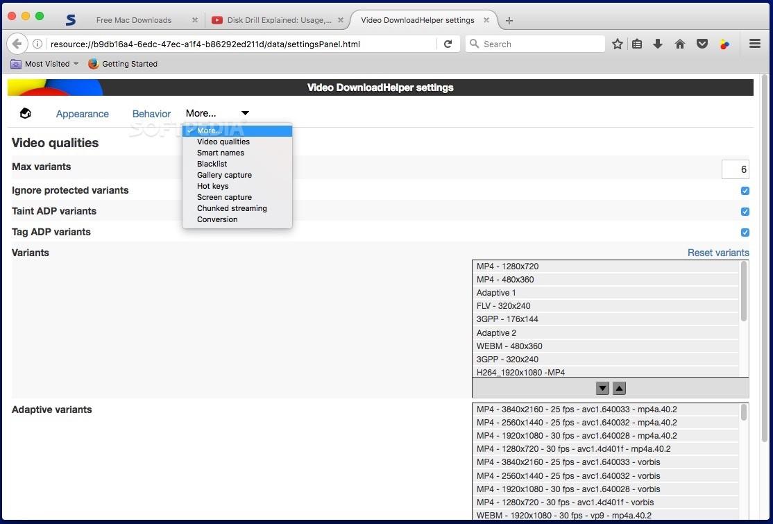 downloadhelper for mac
