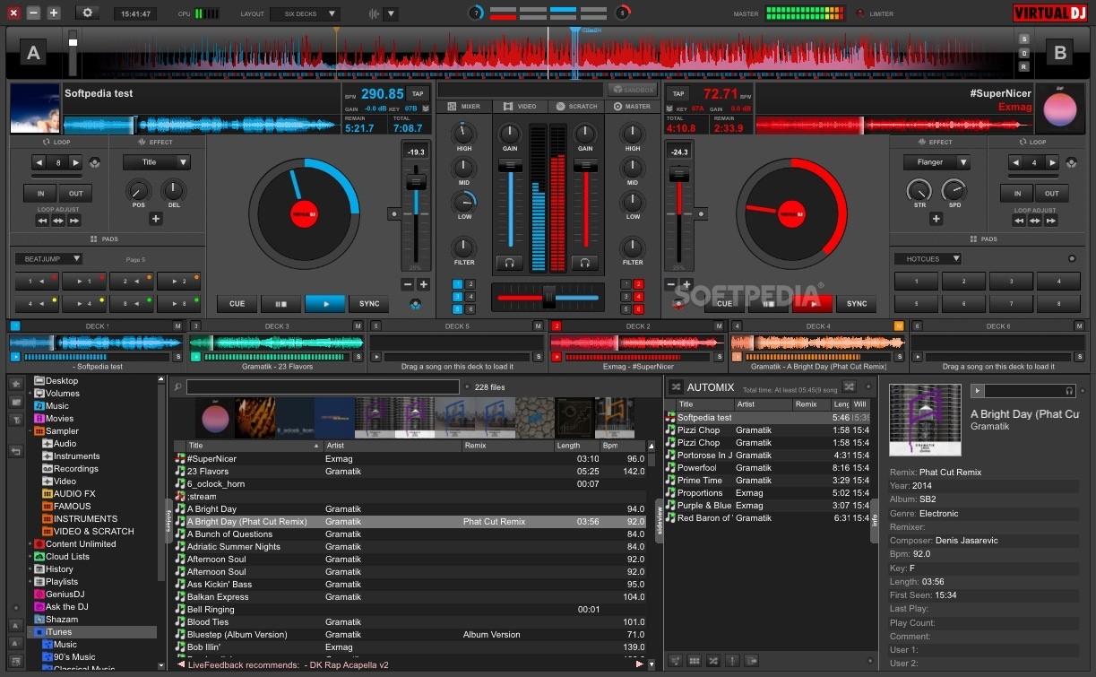 virtual dj 7.0 full version download crack