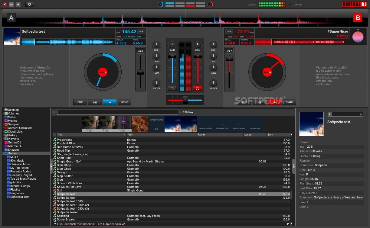 virtual dj 7 pro mac skins